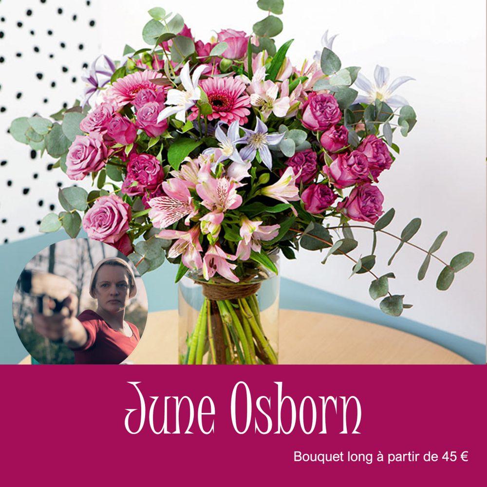 JUNE OSBORN - BOUQUETS LONGS