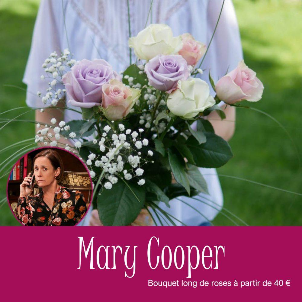 MARY COOPER - BOUQUETS DE Roses