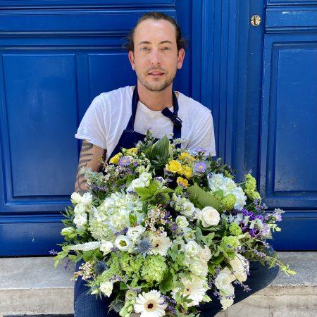 """votre artisan fleuriste vous propose le bouquet : Bouquet surprise """" de l'Artisan """""""