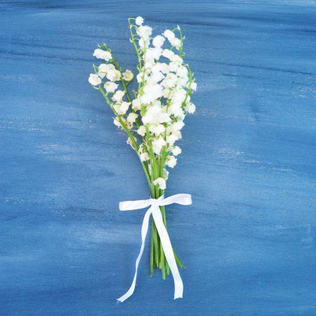 votre artisan fleuriste vous propose le bouquet : Brins de Muguet Qualité Extra
